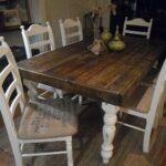 кухонный стол своими руками идеи
