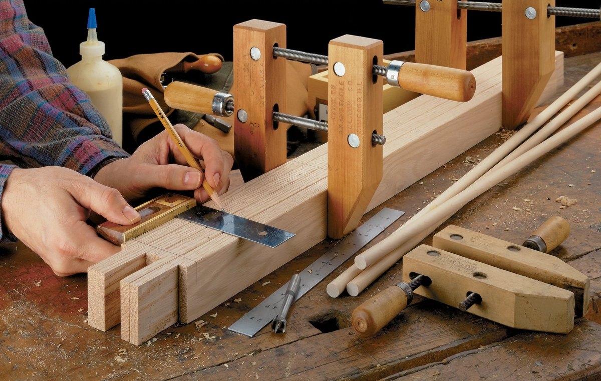 использование необходимых инструментов
