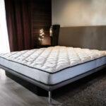 матрас для двуспальной кровати оформление фото