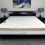 матрас для двуспальной кровати фото интерьер