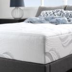 матрас для двуспальной кровати интерьер идеи