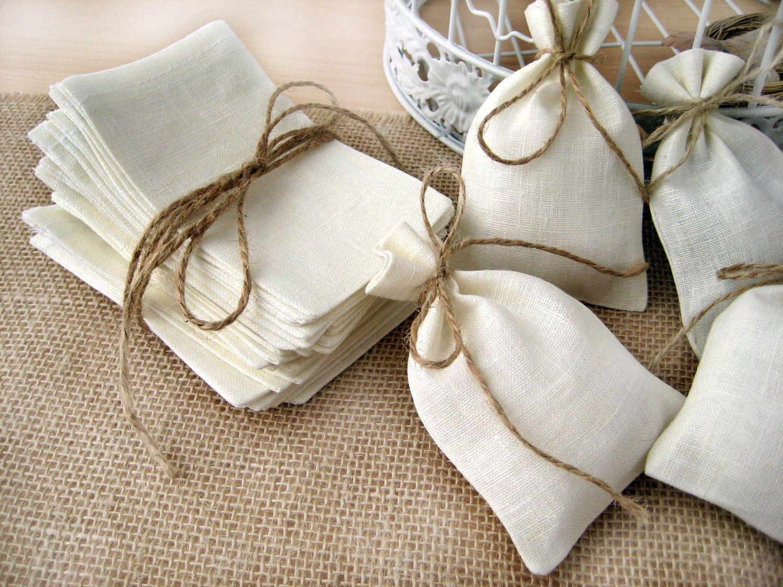 мешочки с солью