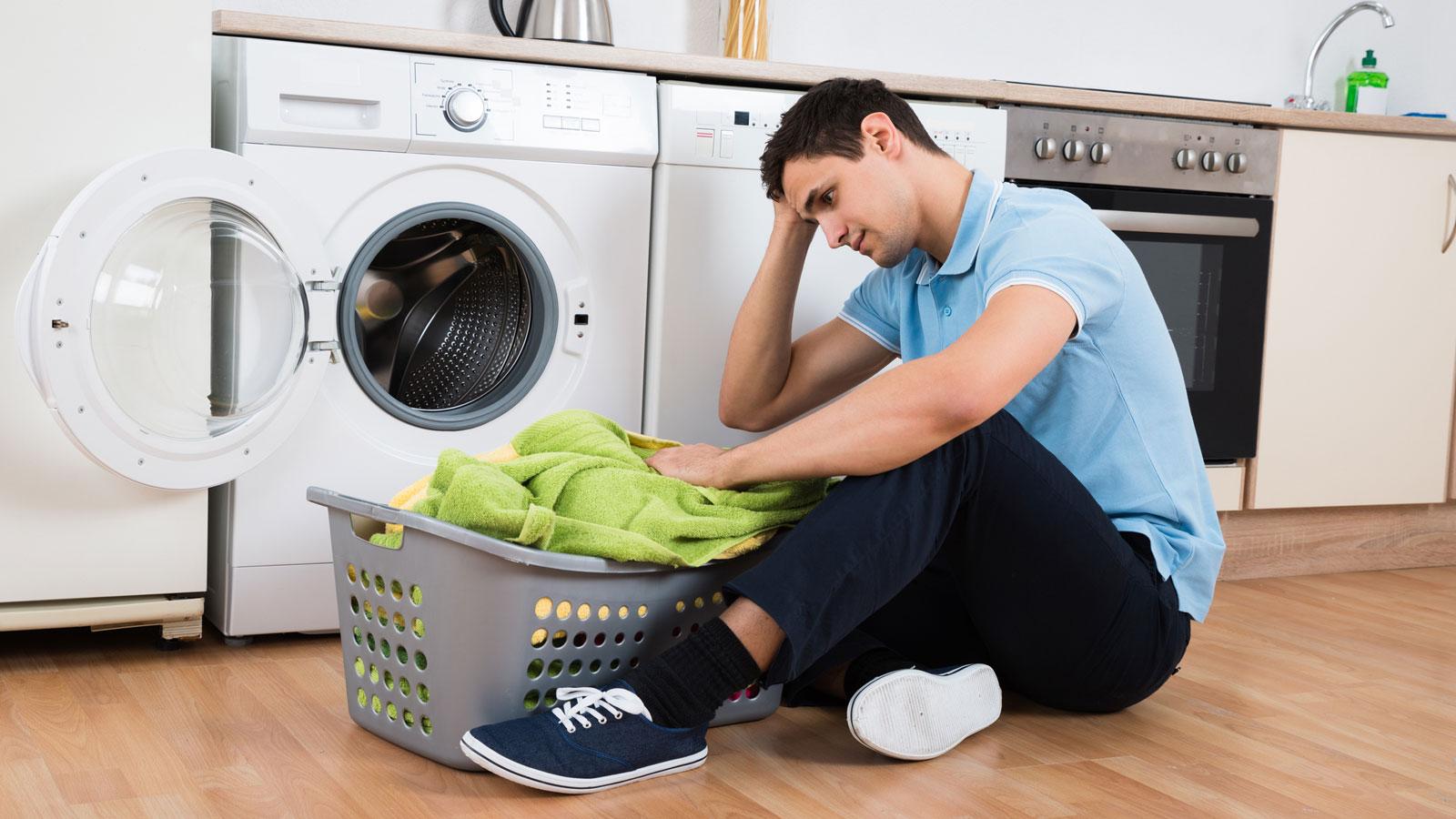 стиральная машина не работает