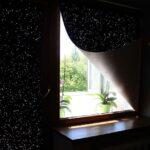 ночные перфорированные рулонные шторы