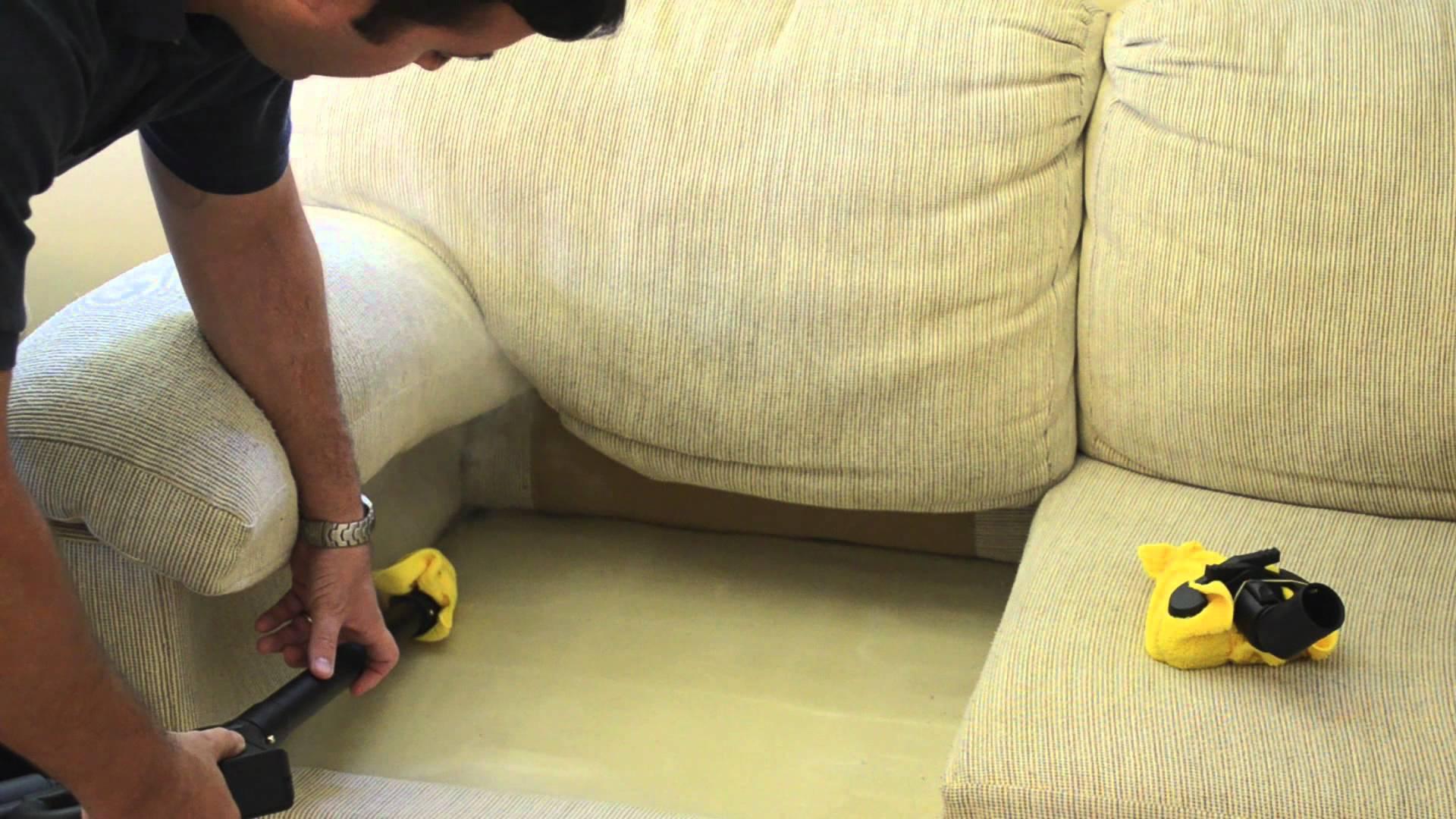 обработка дивана фото