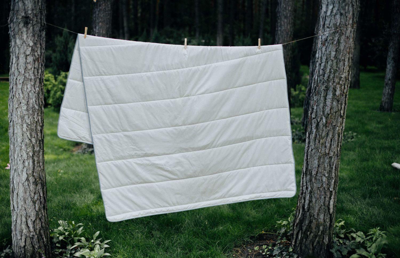 одеяло после стирки