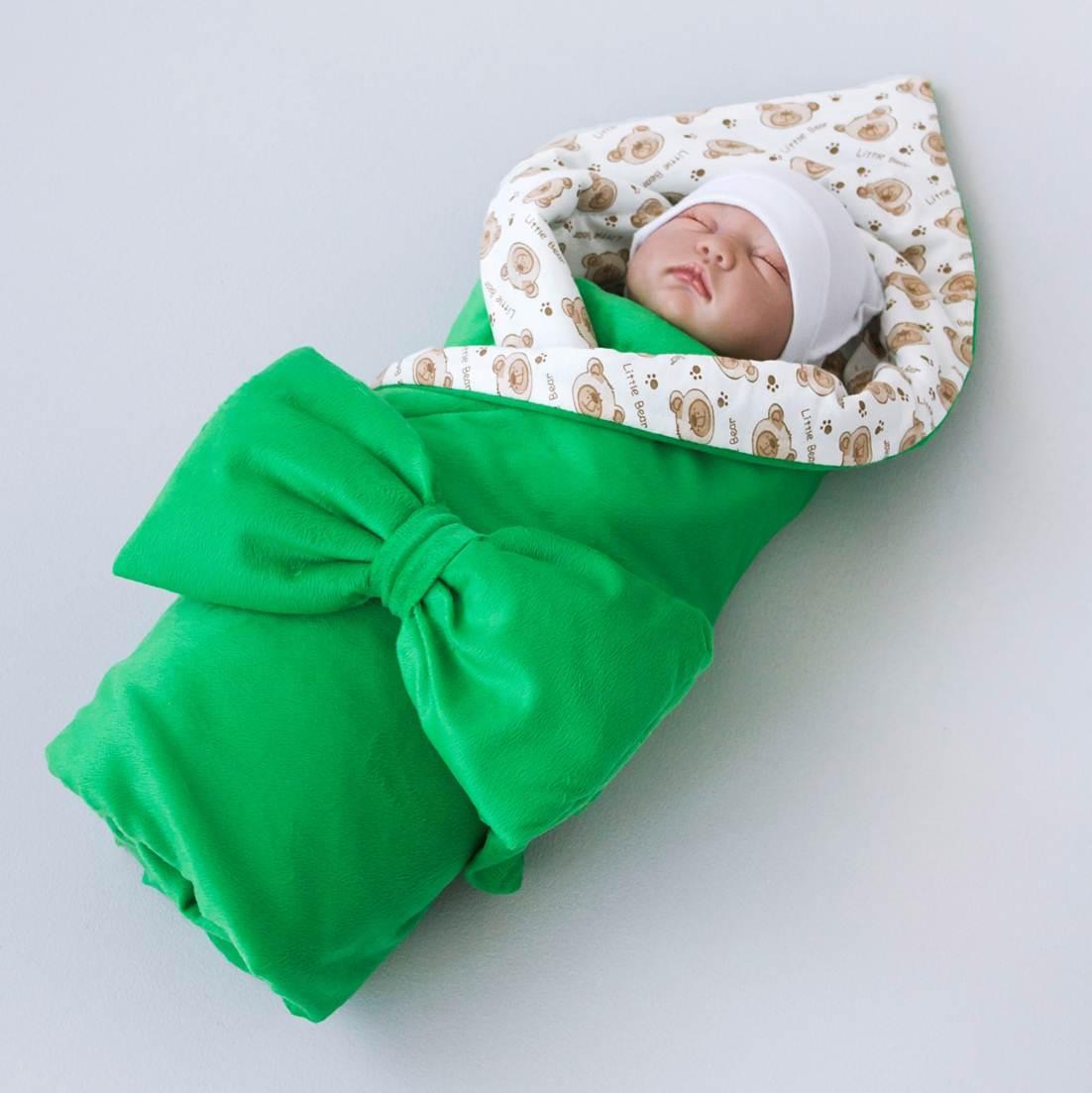 малыш в конверте трансформере