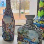 бутылка с венецией