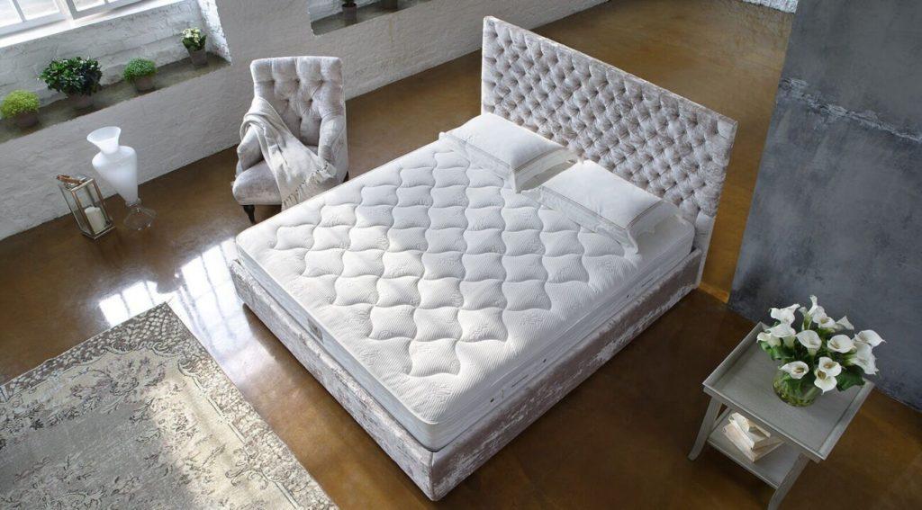матрас для двуспальной кровати фото идеи