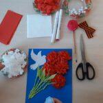 процесс создания открытки