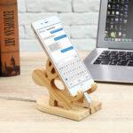 подставка для телефона фото декора