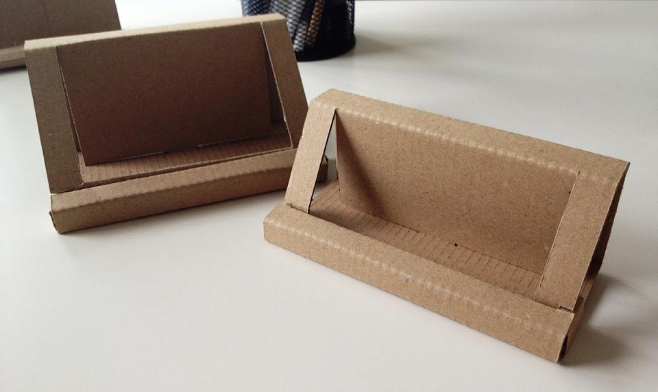 подставка для телефона дизайн идеи