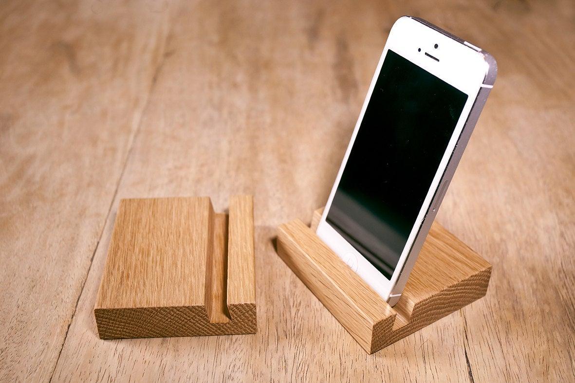 подставка для телефона дизайн