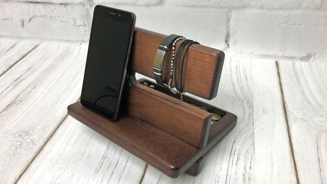 подставка для телефона фото оформление