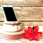 подставка для телефона идеи оформление