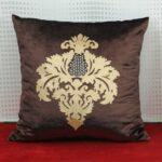 подушка из поролона коричневая