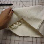 пошив чехла для подушки