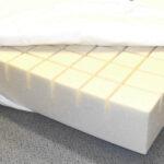 набивка поролоном подушки