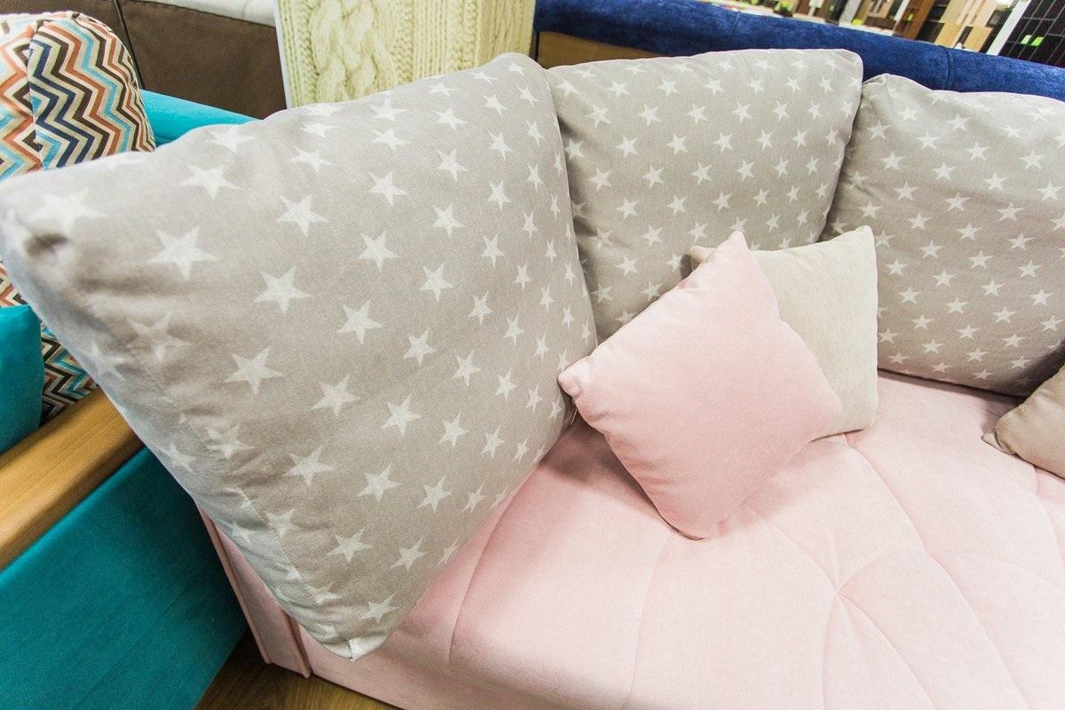 толстые нитки для подушки