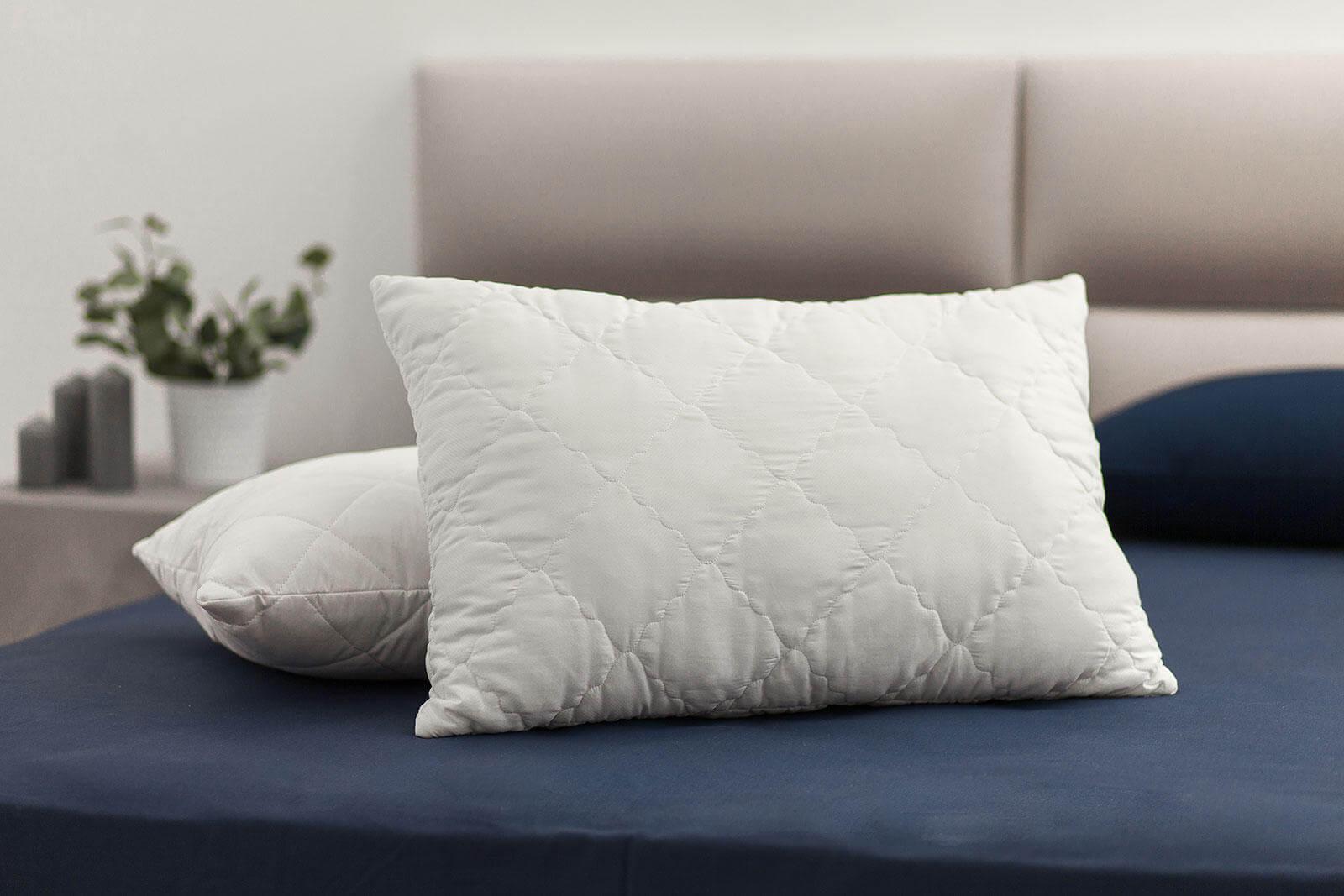 производство шелковых подушек