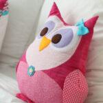 подушка сова фото варианты