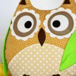 подушка сова фото интерьера