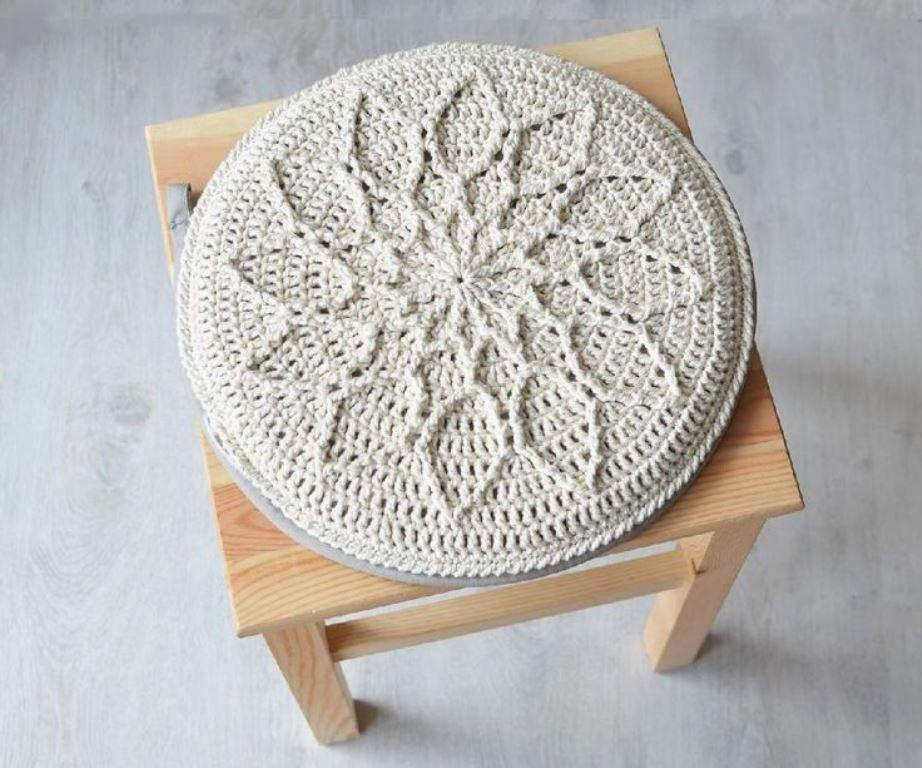 подушки на стулья дизайн фото