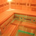 полок для бани обзор