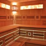 полок для бани виды дизайна