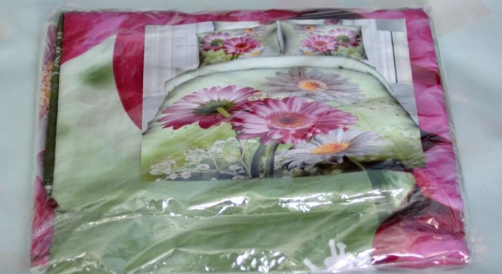 постельное бельё в упаковке