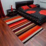 прикроватный коврик для спальни декор