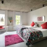 прикроватный коврик для спальни фото декора