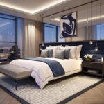 прикроватный коврик для спальни виды декора