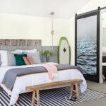 прикроватный коврик для спальни декор идеи