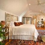 прикроватный коврик для спальни фото интерьер