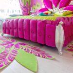 прикроватный коврик для спальни фото оформление