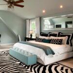 прикроватный коврик для спальни фото оформления
