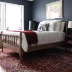 прикроватный коврик для спальни варианты