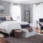прикроватный коврик для спальни идеи