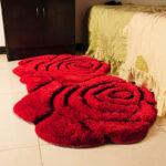 прикроватный коврик для спальни идеи фото