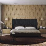 прикроватный коврик для спальни фото идеи