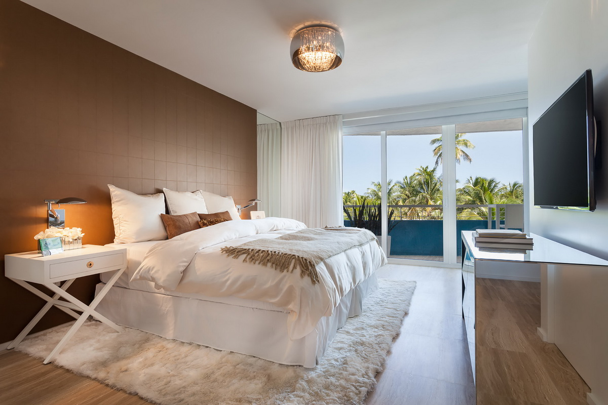 прикроватный коврик для спальни фото дизайн