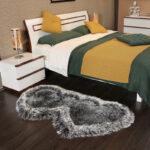 прикроватный коврик для спальни фото видов