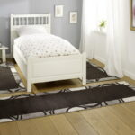 прикроватный коврик для спальни оформление