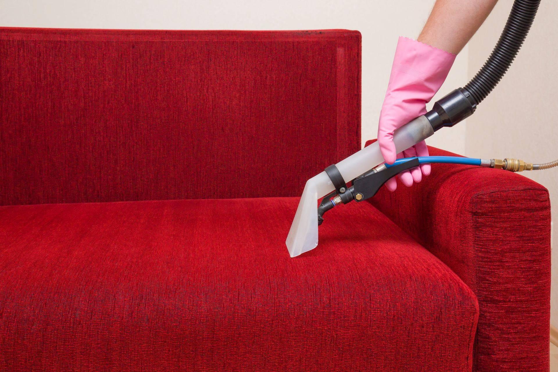 пропылесосить мебель