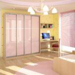 шкаф в детской спальне
