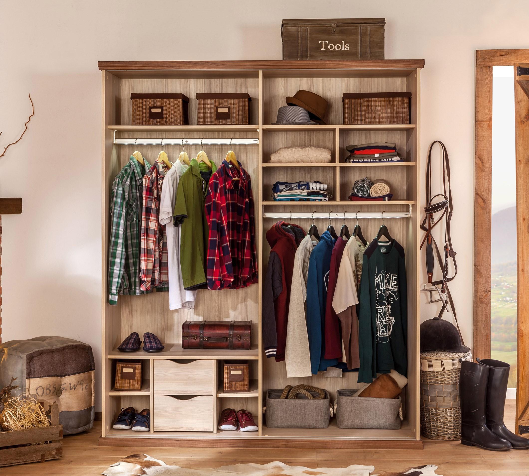 стандарты размеров шкафа
