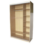 минимальная ширина шкафа