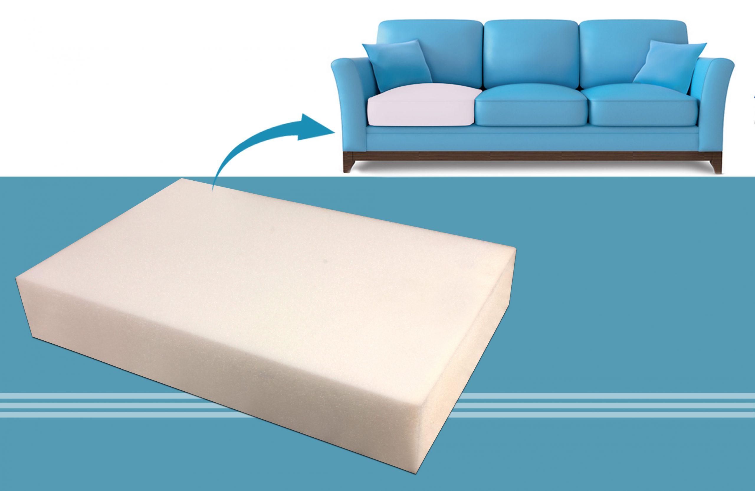 замена поролона на диване своими руками