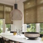 бамбуковые шторы прозрачные